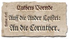 Paulusbrief An Die Korinther