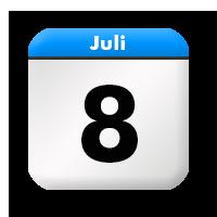 8 Juni 2020