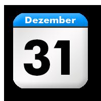 Silvester Im Michel, 31. Dezember