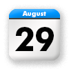 29. August
