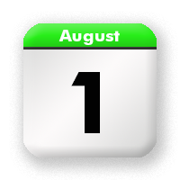 Icon 1. August