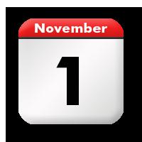 1.11. Feiertag Nrw