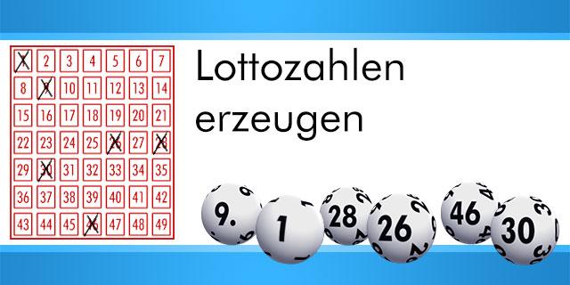 lottozahlengenerator