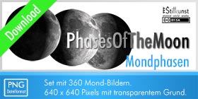 Titelbild Download PhasesOfTheMoon